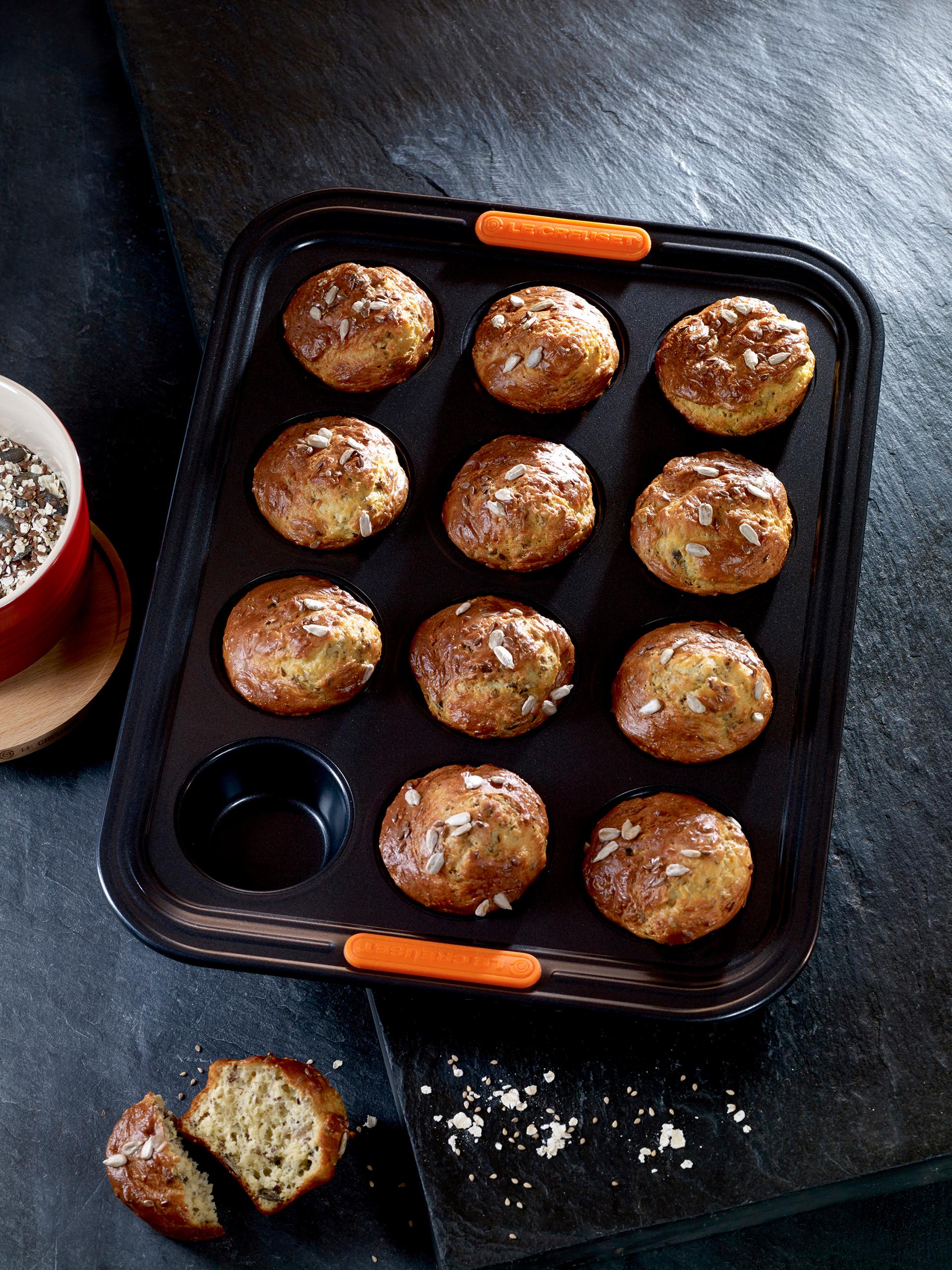 Lecker und gesund: Eiweiß-Muffins