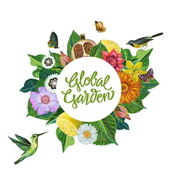Die Global-Garden-Initiative lädt zur Weltreise