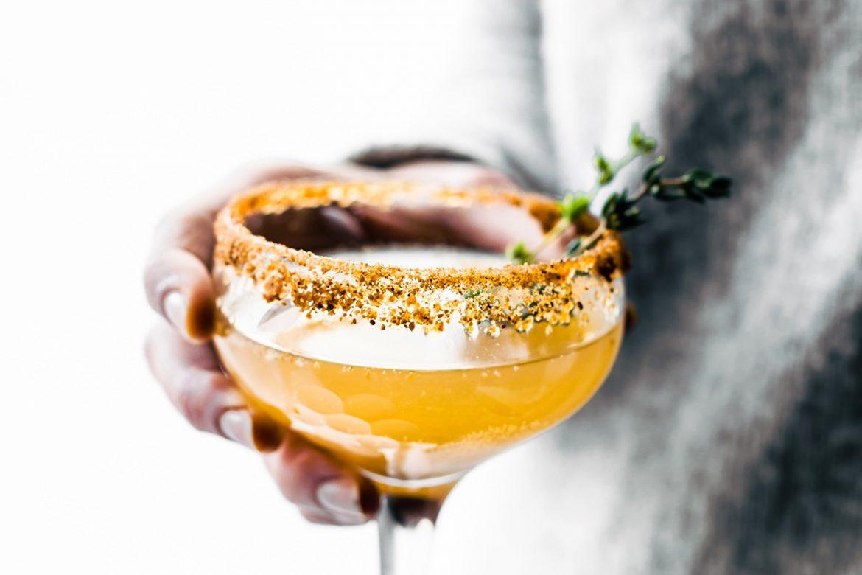Cidre-Whiskey-Cocktail