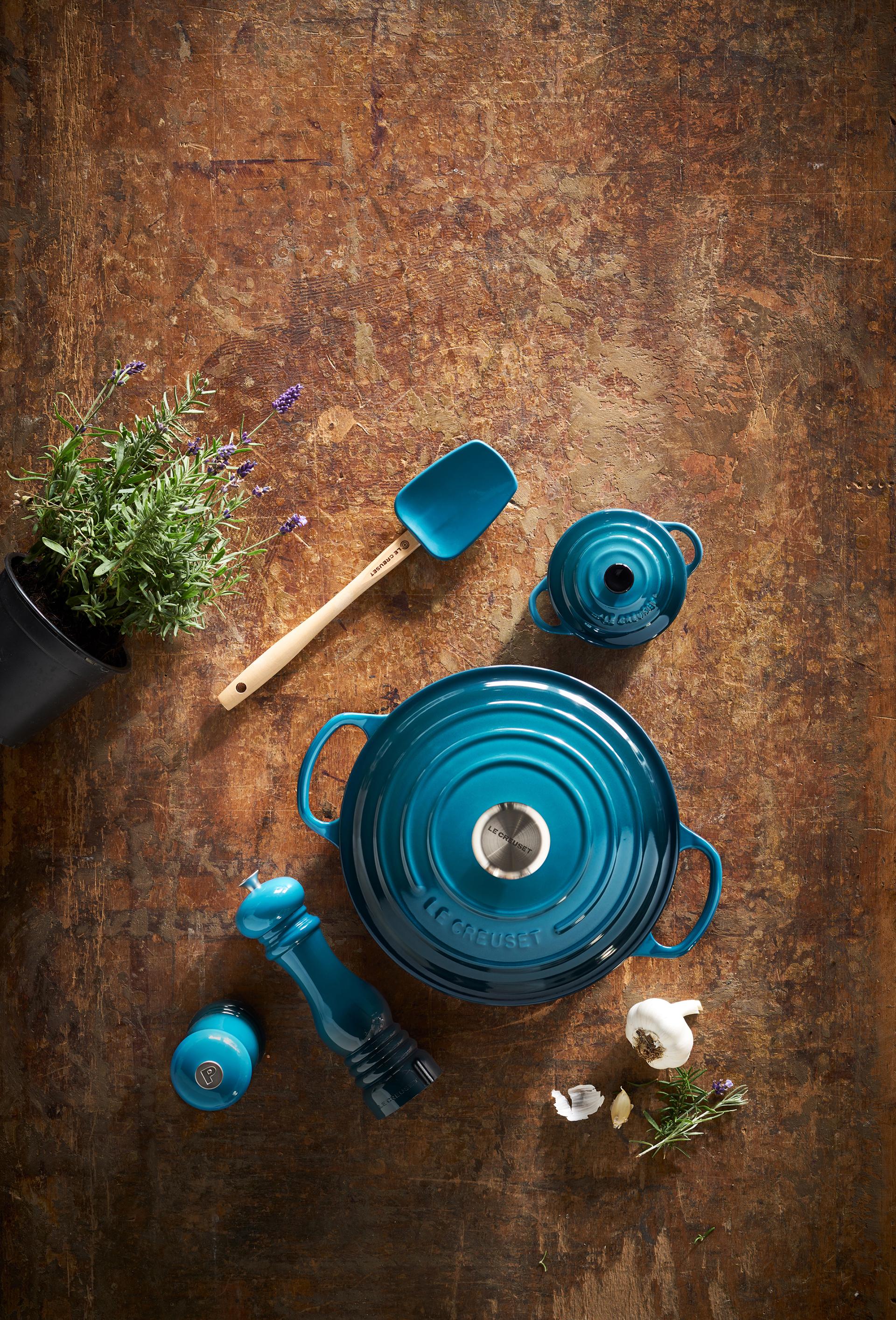 Neben dem Gourmet Profitopf Signature findest du noch viele weitere Produkte in der Farbe Deep Teal