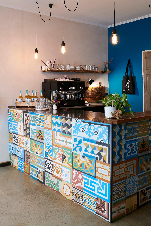 Dank der Gaggia ist im Inge Ladencafé auch für köstliche Kaffeespezialitäten gesorgt