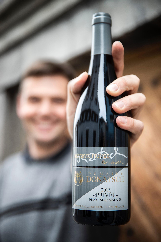 Ein Traum von einem Wein aus der Domaine Donatsch