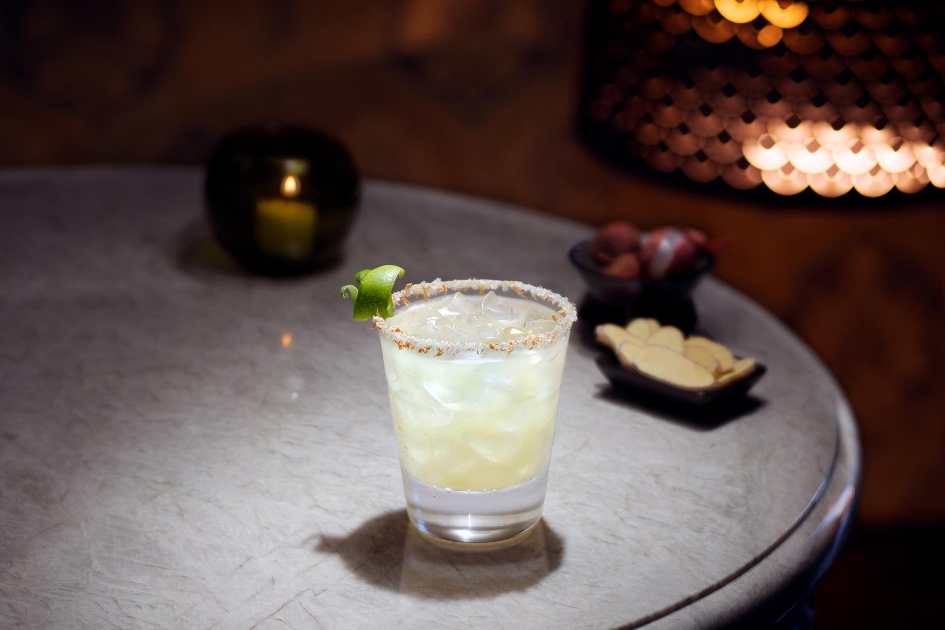 Uns schmeckt die »Dynasty Margarita« am besten mit handgemachtem Inge Ingwersirup