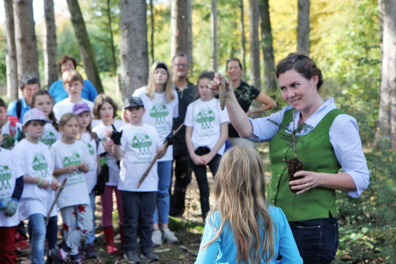 UPM macht Münchner Kinder zu Klimabotschaftern