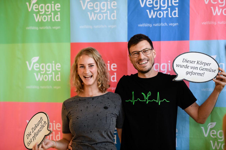 VeggieWorld München - Die Messe für den veganen Lebensstil
