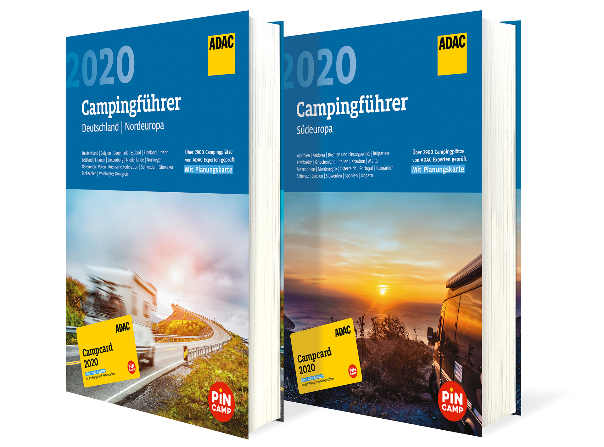 ADAC Campingführer 2020