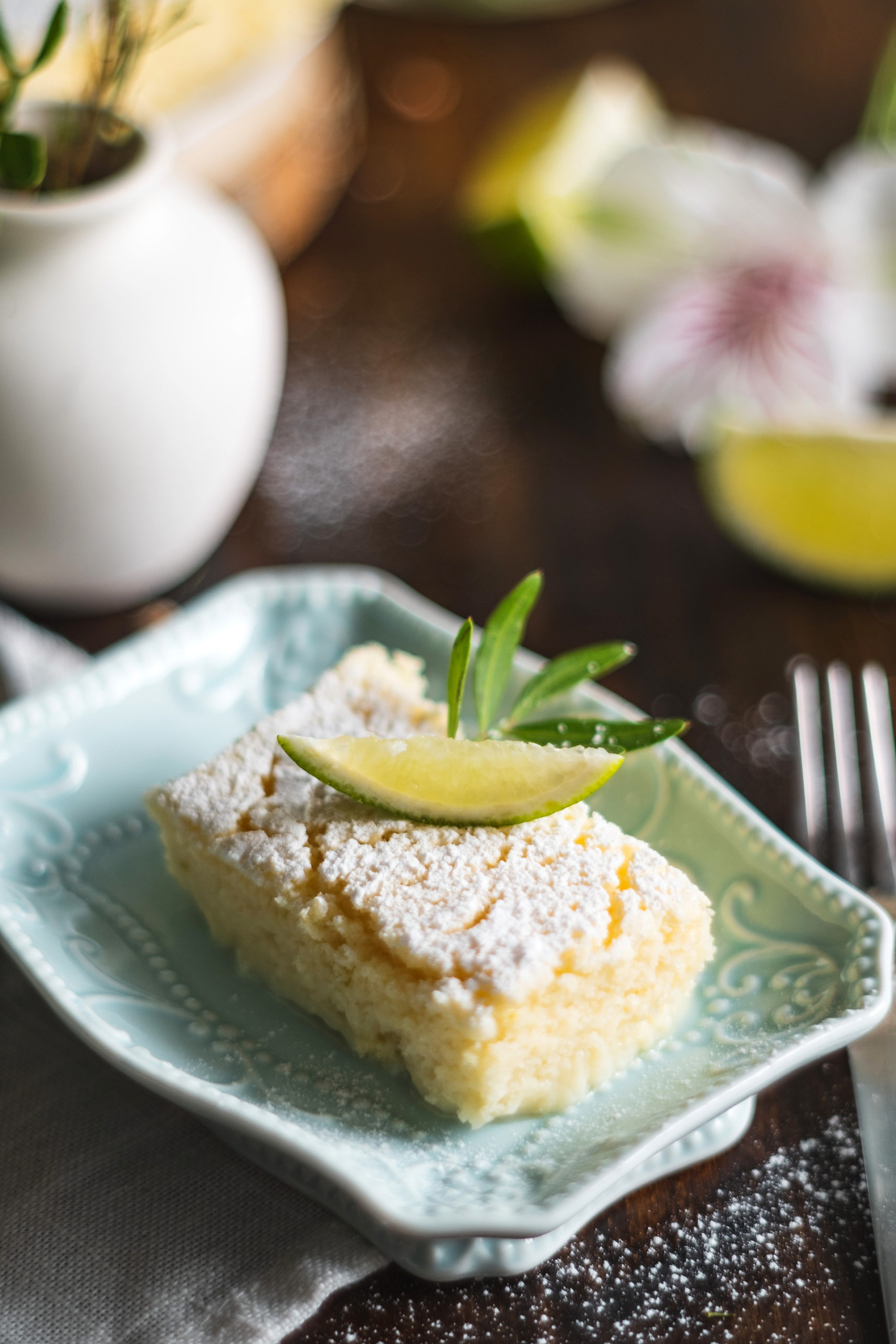 Saftig und süß – Limonenschnitten sind das perfekte Seelenfutter