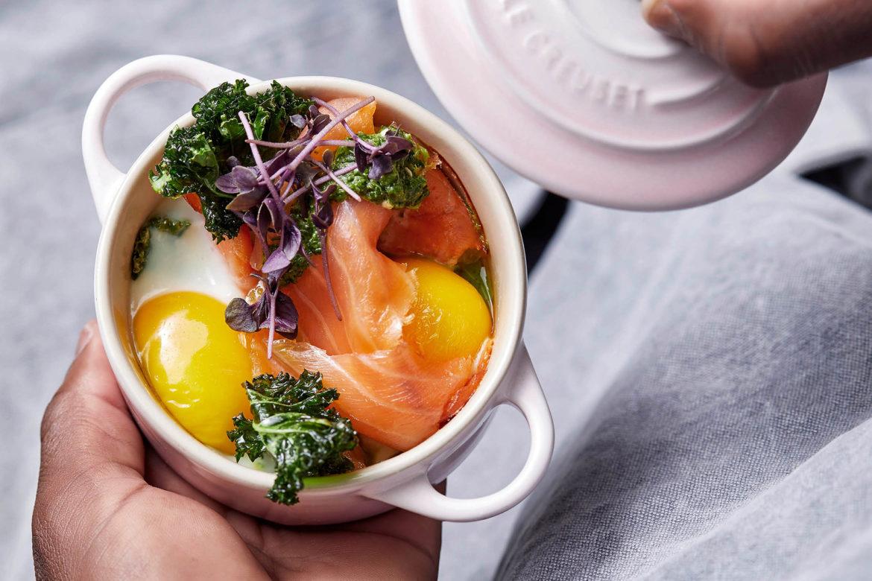 Raffiniert gebackene Eier – Ein Frühstück für jede Tageszeit